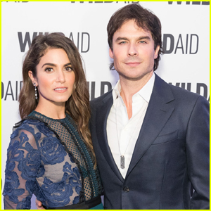 Ian Somerhalder Wrote a Sweet Note to Nikki Reed After the Birth of Their Baby Girl