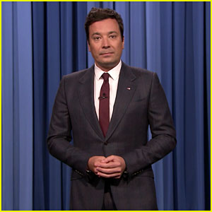 Jimmy Fallon Addresses Trump's Delayed Charlottesville Comments On 'Tonight Show' - Watch Here!