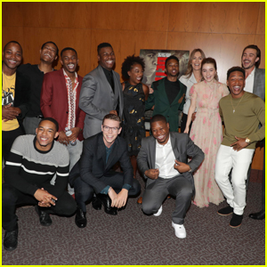 Kaitlyn Dever, Will Poulter & John Boyega Bring 'Detroit' to Los Angeles