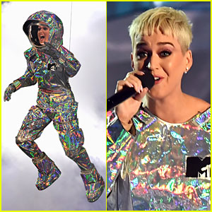 Katy Perry's MTV VMAs 2017 Opening Monologue Video - Watch Now!