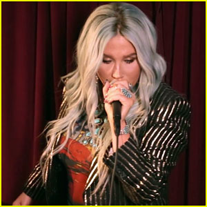 Kesha's Delivers Acoustic 'House Of The Rising Sun' Cover on 'The Tonight Show' - Watch Here!