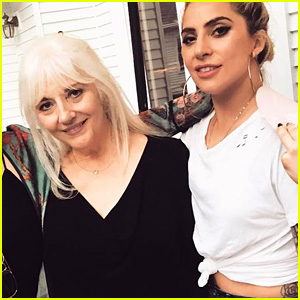 Lady Gaga Throws a BBQ on Her Day Off from Touring!