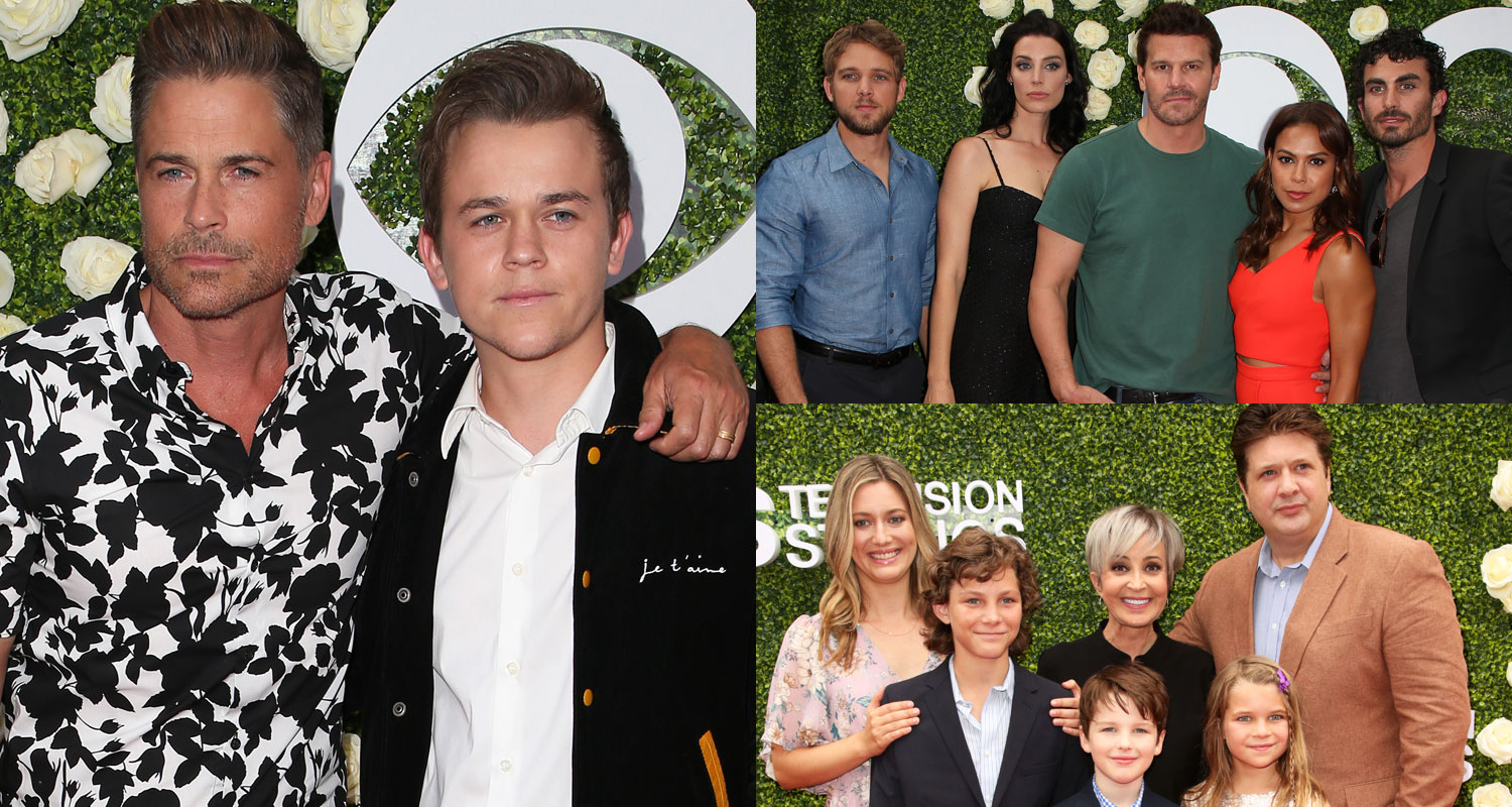 Hollingsworth Richards Ford >> Rob Lowe & Son Matthew Join 'Young Sheldon' Cast at CBS ...