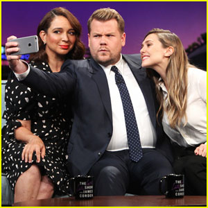 Maya Rudolph Invades Beyonce, Rihanna & Khloe Kardashian's Instagram Photos on 'Late Late Show' – Watch Here!