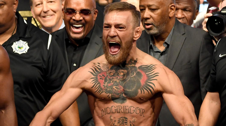 Conor McGregor lookalike sent to jail