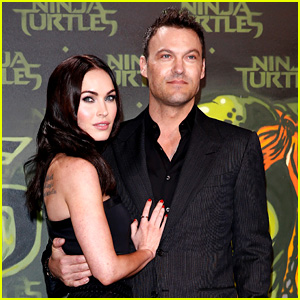 Megan Fox Thanks Brian Austin Green for Their Sons' DNA!