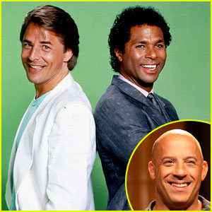 Vin Diesel & NBC Working to Reboot 'Miami Vice'!