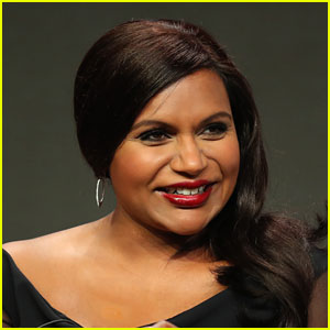 Mindy Kaling Officially Confirms She's Pregnant - Watch Now!