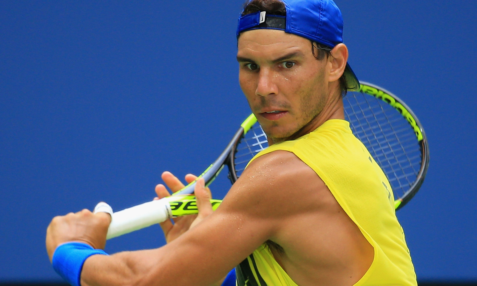 Rafael Nadal Explains Why He Wears Shorter Tennis Shorts Rafael Nadal Just Jared