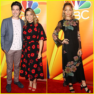 NBC Stars Step Out in Full Force for Network's TCA Panel!