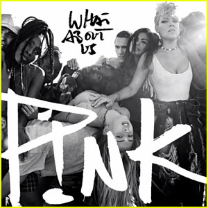 Pink Reveals Artwork for New Single 'What About Us'!