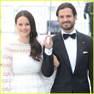 Princess Sofia & Prince Carl Philip Welcome Second Child!