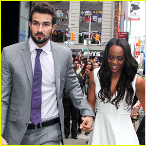Rachel Lindsay Responds To Fan Claiming She Settled With Bachelorette Choice