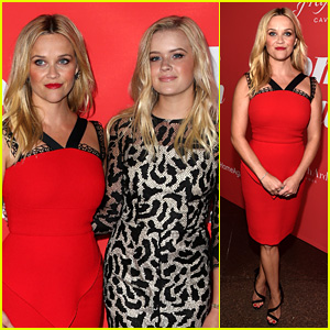 Reese Witherspoon Takes Lookalike Daughter Ava to 'Home Again' Premiere