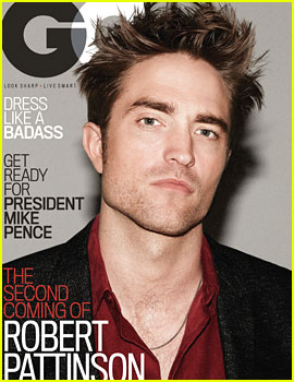 Robert Pattinson: 'I Want to Be Misunderstood'