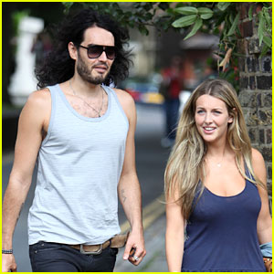 Russell Brand Is Married to Laura Gallacher!