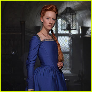 Saoirse Ronan in 'Mary Queen of Scots' - First Look Photo!
