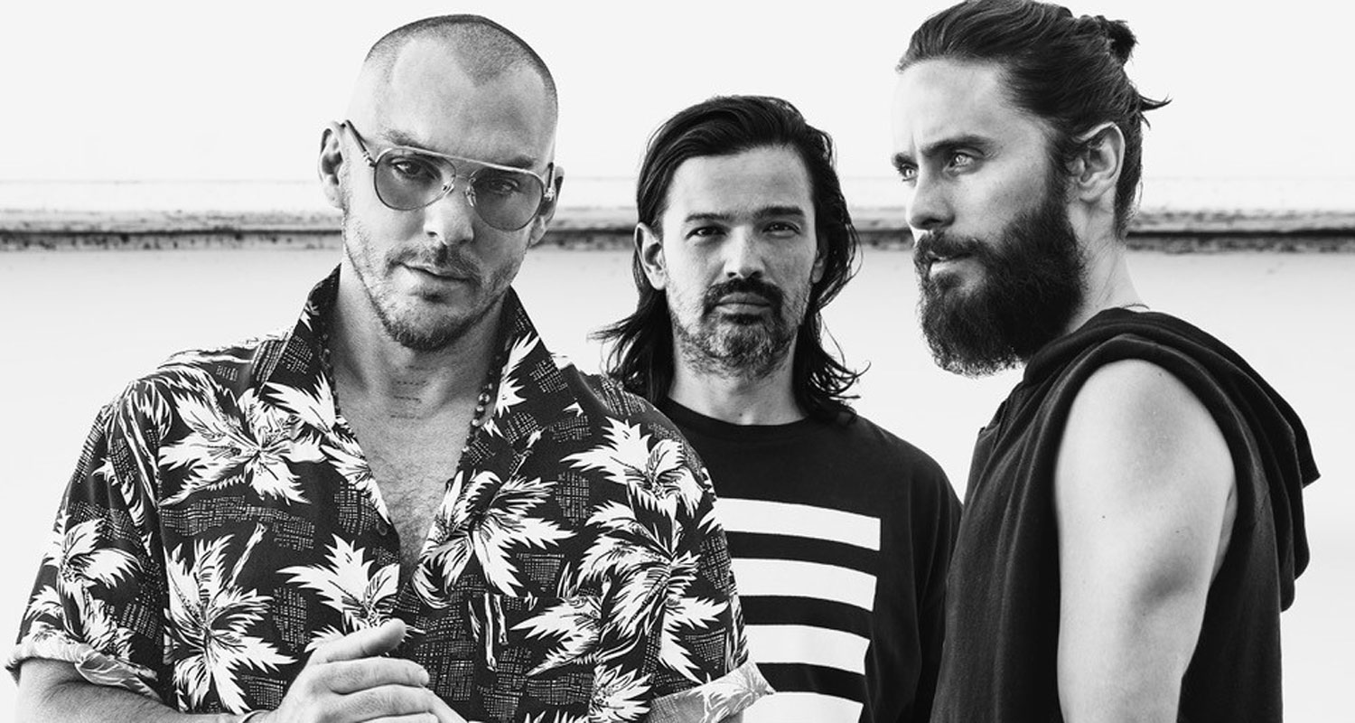 THE KILL CHORDS (ver 2) by Thirty Seconds To Mars ...