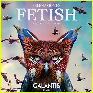 Selena Gomez: 'Fetish (Galantis Remix)' Stream, Lyrics, & Download!
