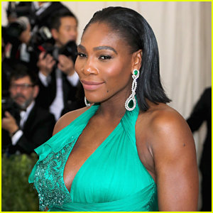 Serena Williams Draws on Baby Bump in Funny New Video!