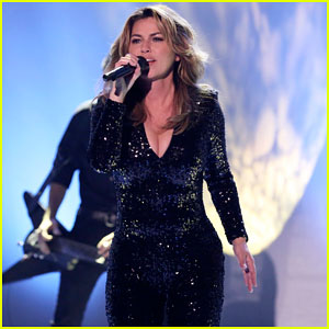 Shania Twain Performs New Single on 'Tonight Show', Announces 2018 'NOW' Tour - See the Dates Here!