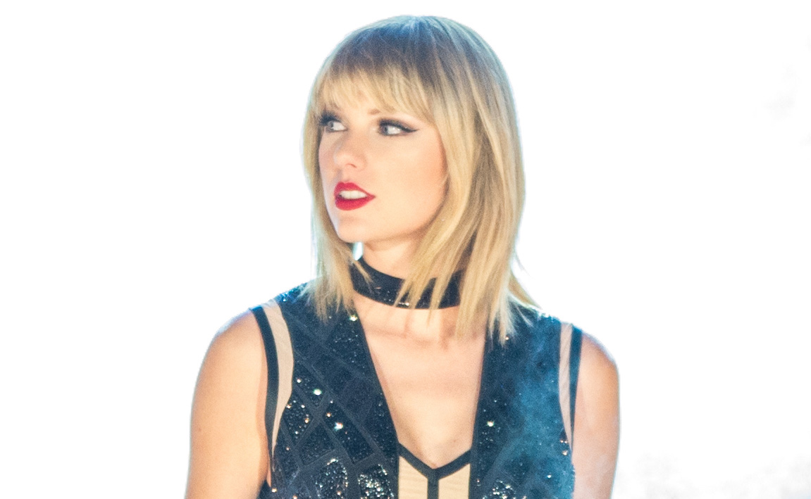 Taylor Swift?s Social Media Accounts Have Been Blanked Out