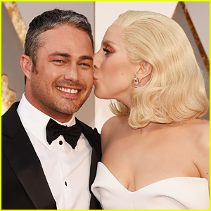 Taylor Kinney Supports His Ex Lady Gaga at Chicago Show!