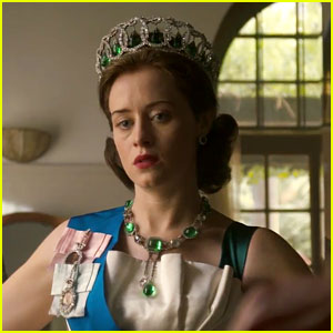 'The Crown' Season Two First Look Trailer Promises So Much Drama - Watch Now!
