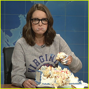 Tina Fey Slams Trump During Return to SNL's Weekend Update - Full Video!