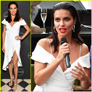 Adriana Lima Says New Competition Series 'American Beauty Star' Is 'Easiest Job'!