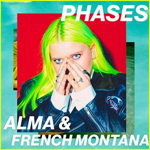 Alma & French Montana: 'Phases' - Stream, Lyrics & Download!