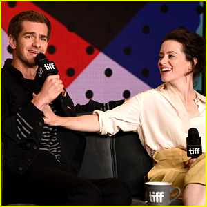 Andrew Garfield Promises Many Laughs in Polio Drama 'Breathe'