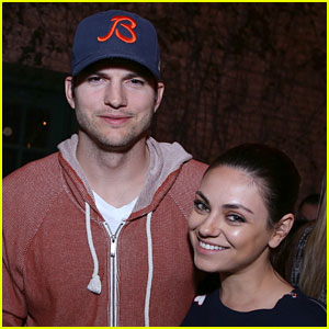 Ashton Kutcher & Mila Kunis' Son Dimitri Wore the Cutest T-Shirt!