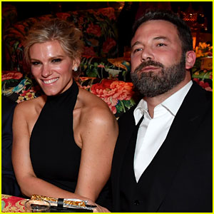 Ben Affleck & Lindsay Shookus Make First Official Appearance Together as a Couple