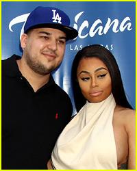 Blac Chyna Drops Abuse Claims Against Rob Kardashian