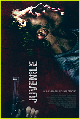 Blake Jenner Is Front & Center for 'Juvenile' Poster (Exclusive)