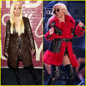Cardi B Joins G-Eazy for 'No Limit' Performance on 'The Tonight Show' - Watch Here!
