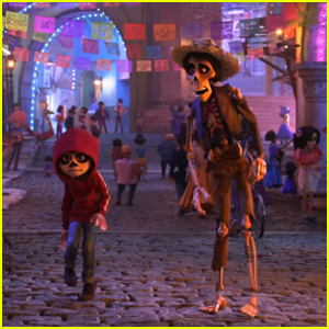 Miguel Tries To Walk Like A Skeleton in New 'Coco' Trailer - Watch Now!
