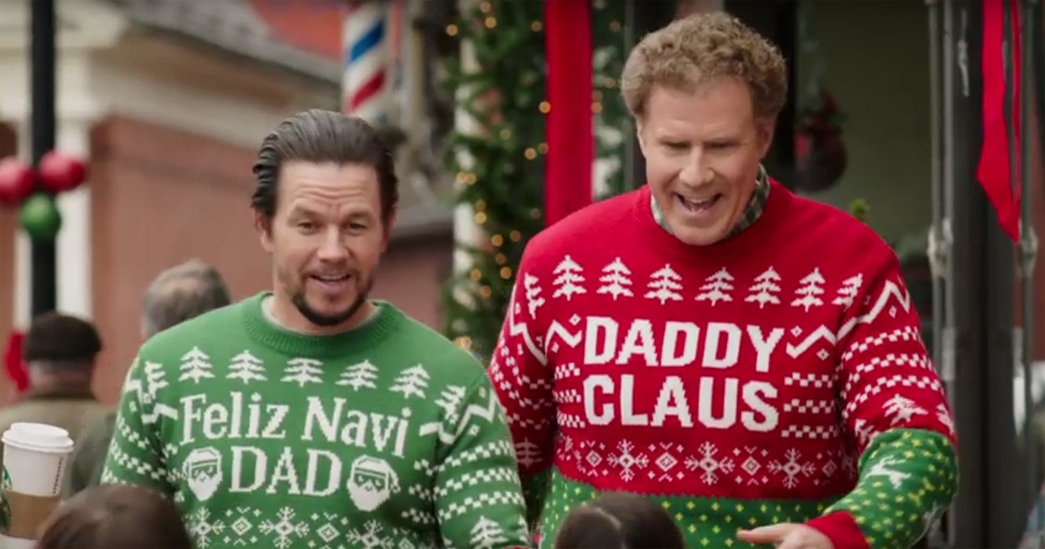Daddys Home 2 Trailer Watch Mark Wahlberg Will Ferrell More