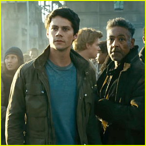 Dylan O'Brien's Third 'Maze Runner' Movie Debuts First Trailer!