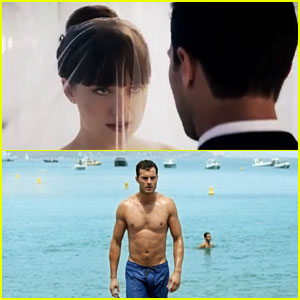 'Fifty Shades Freed' Teaser Trailer Promises So Much in Store - Watch Now!