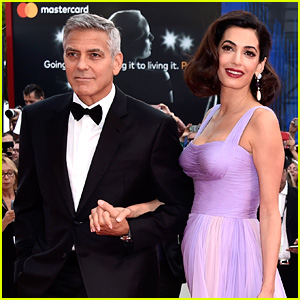 George & Amal Clooney Make First Red Carpet Appearance Since Becoming Parents!