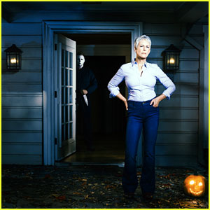 Jamie Lee Curtis Is Reprising Her Iconic 'Halloween' Role in 2018 Reboot!