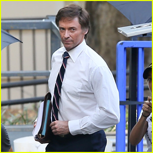 Hugh Jackman Begins Filming 'Front Runner' - See First Photos of Him as Senator Gary Hart!