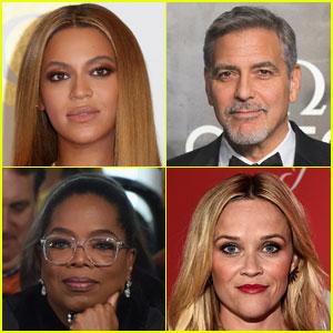 Hurricane Harvey Benefit Adds Beyonce, George Clooney & More