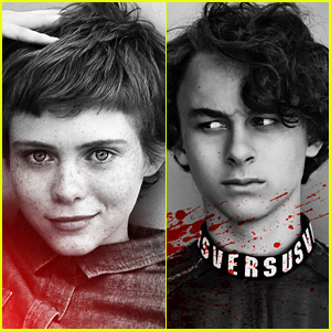'It': Sophia Lillis & Wyatt Oleff Dish on Working With Bill Skarsgard & More!