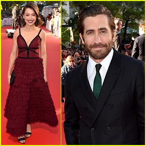 Jake Gyllenhaal & Tatiana