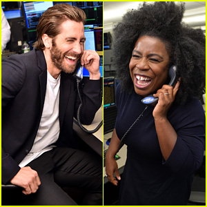 Jake Gyllenhaal, Uzo Aduba, & More Stars Man the Phones for Cantor Fitzgerald's Charity Day