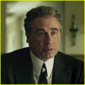 John Travolta Portrays Crime Boss 'Gotti' in Film's First Trailer - Watch Now!