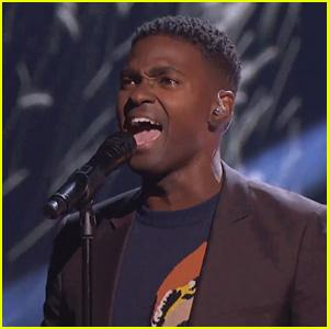 America's Got Talent's Johnny Manuel Performs Original Song During Semi-Finals (Video)